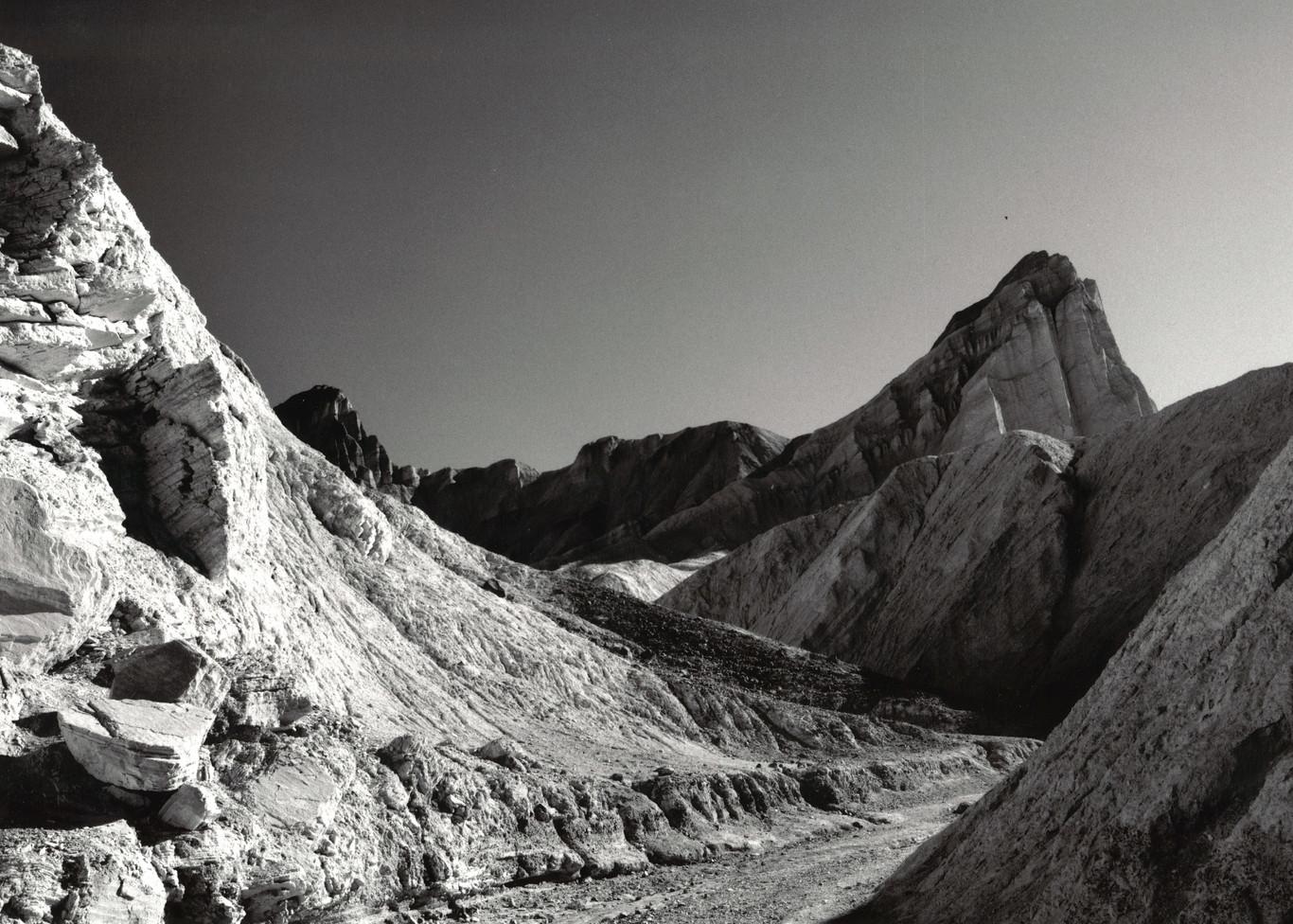 Golden Canyon - Death Valley