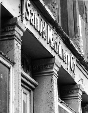 Samuel Machinery Company, Philadelphia