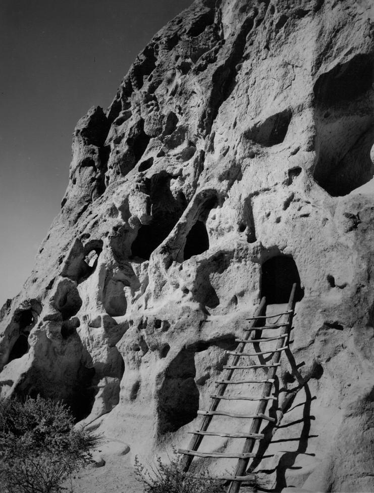 Ancient Cave Dwelling, Bandelier Nation