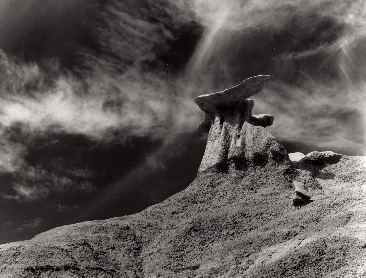 Bisti Badlands - Stone Wings 3