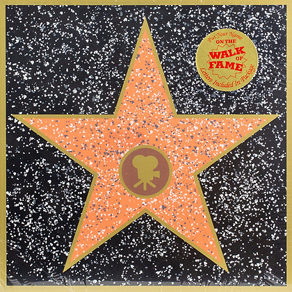 Do-It-Yourself Hollywood Walk of Fame Star