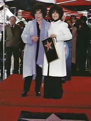 Elizabeth Taylor, Carol Bayer Sager