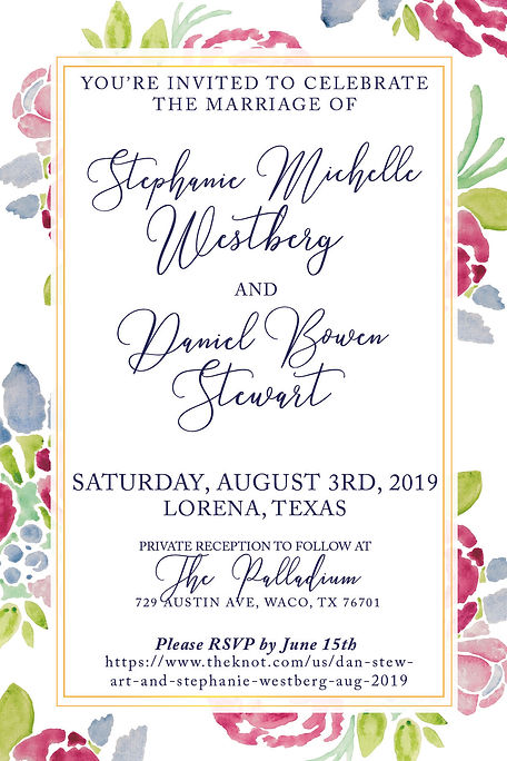 Stephanie and Dan Invitations.jpg
