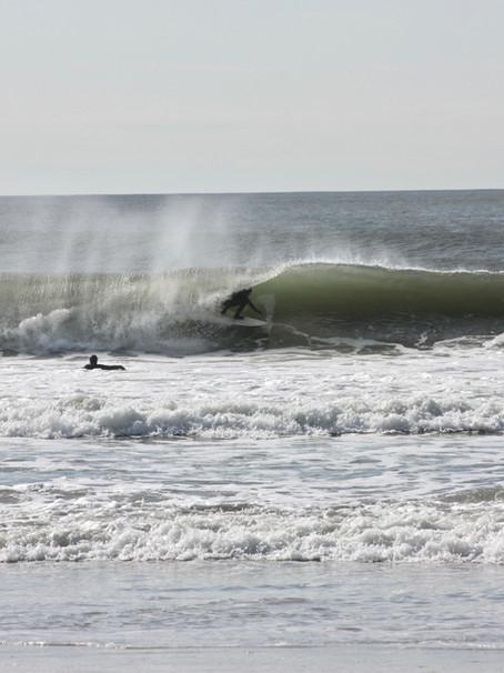 Surfing in Brooklyn
