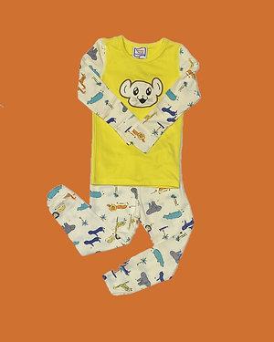 Noah's Ark Pajamas