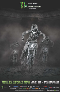 Super cross Key Art Exploration