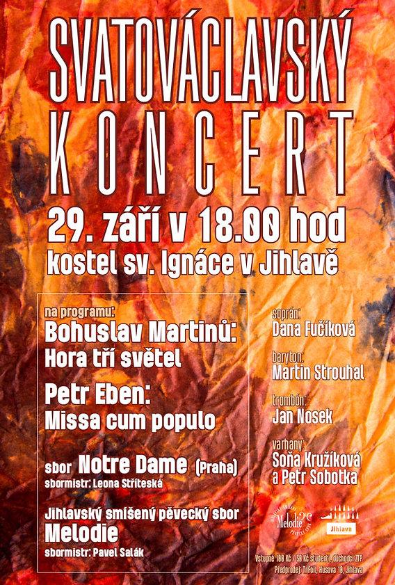 svatováclavský koncert 19