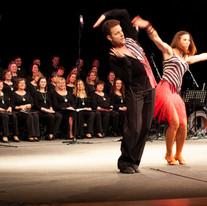 Hvězdy tančí s Melodií 23.2.2019