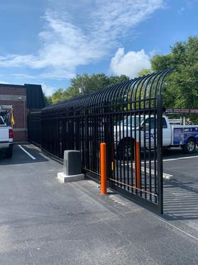 Commercial Slide Gate Operator