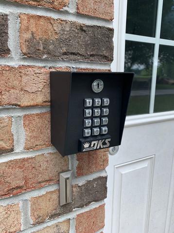 Residential Keypad