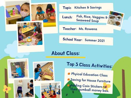 Summer School News! - Day 3 (7/28/21)