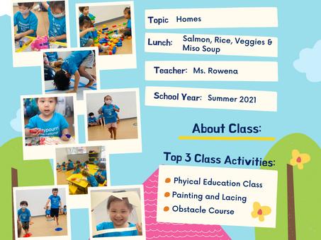 Summer School News! - Wk 2 Day 1 (8/2/21)