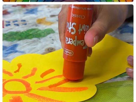 Mama's Best Art Supply - Paint Sticks