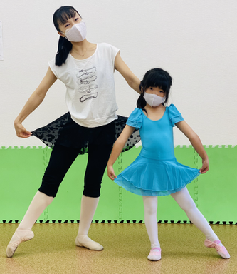 Ballet Classes in English