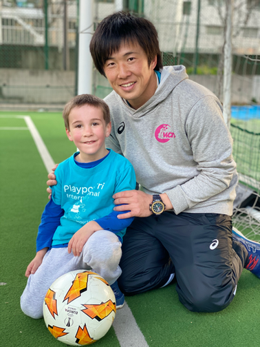 Soccer Fun with Qualified Coach