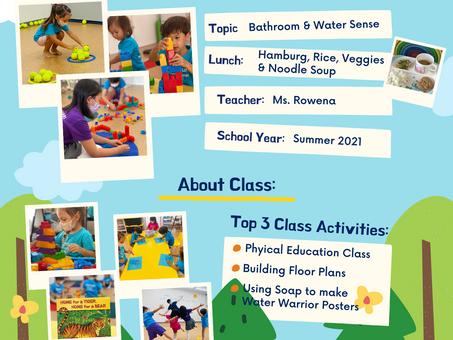 Summer School News! - Day 4 (7/29/21)