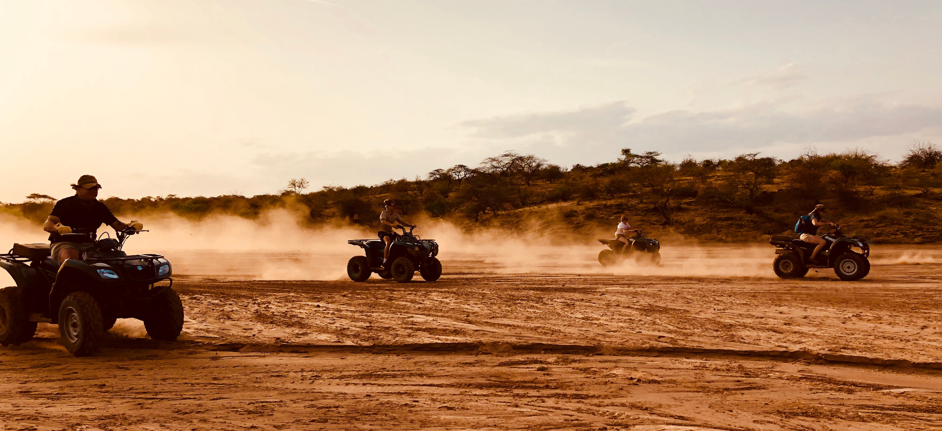 Quad Bike Safaris