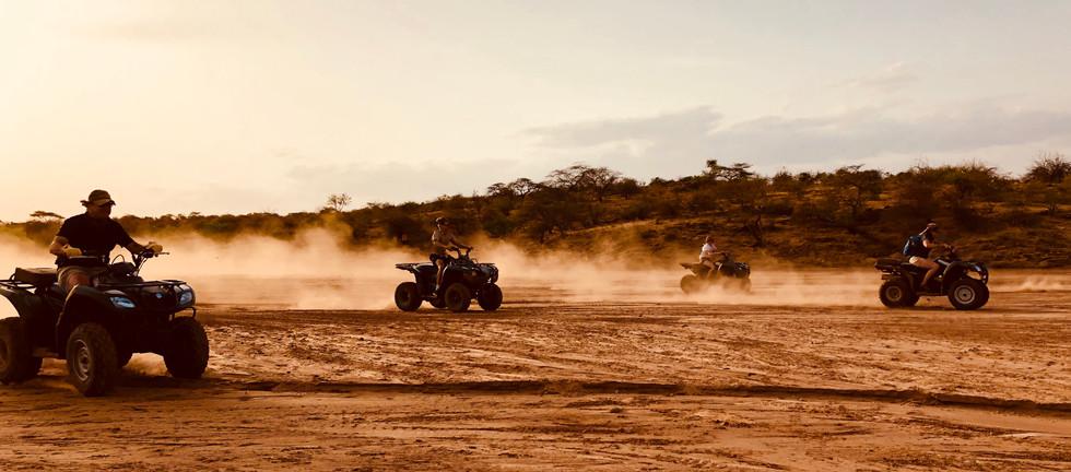 Quad Bike Safaris