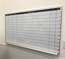 Custom Printed Dry Erase Whiteboard