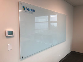Custom Printed Glass Board