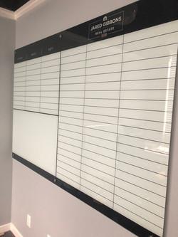 Custom Printed Glass Board