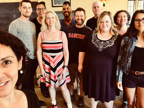 Kenyon Review Writers Workshop 2018