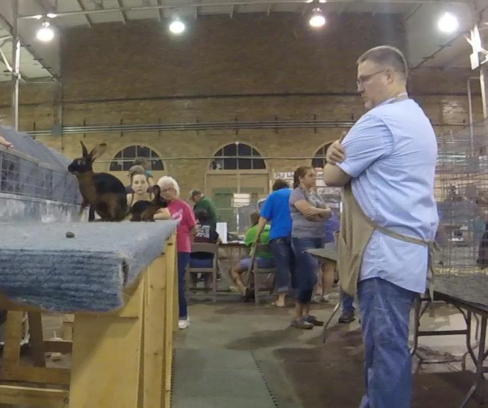 Indiana State Convention Show Results