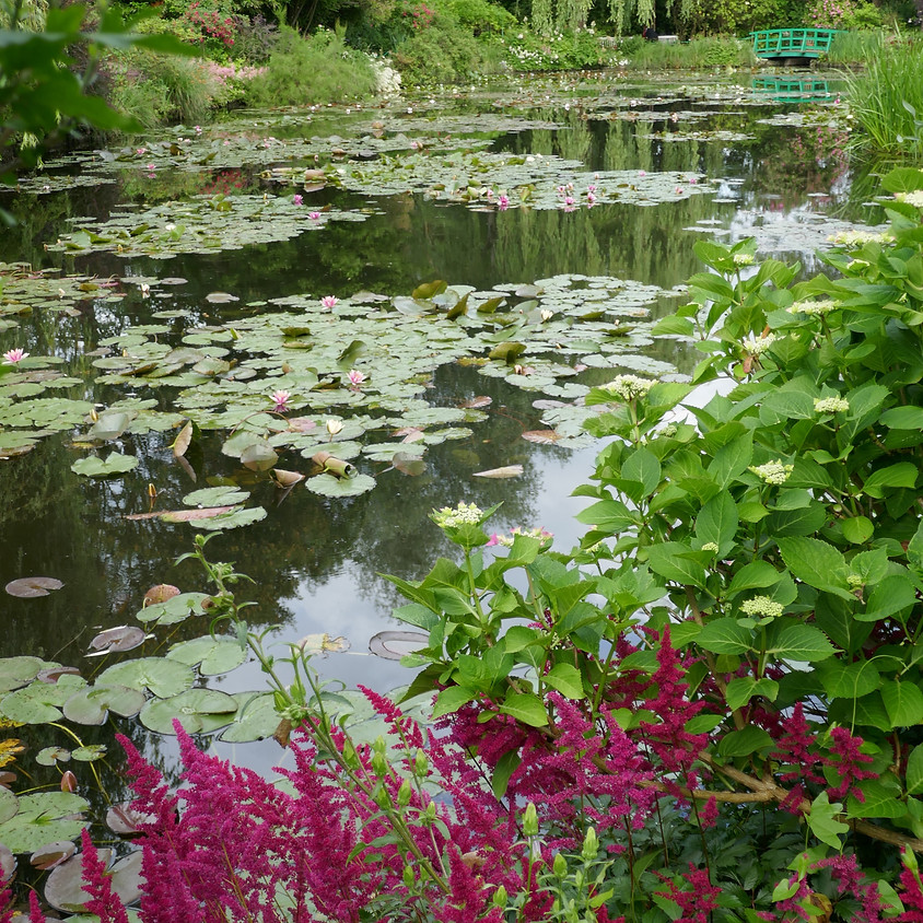 Monet's Last Muse - 43 Years at Giverny