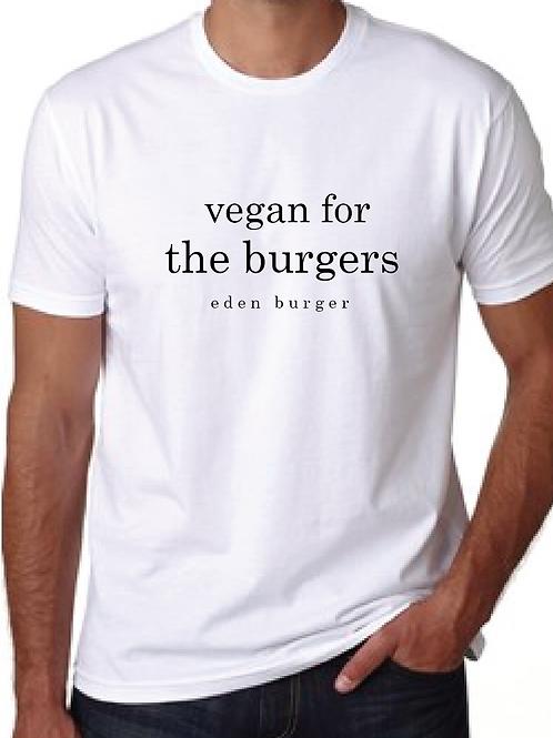 Vegan For The Burgers