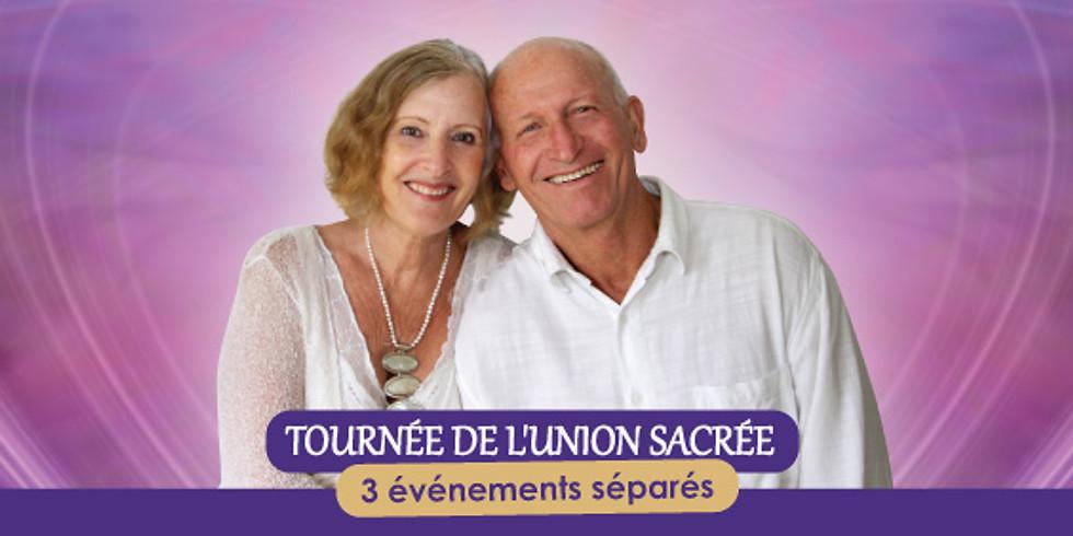 TOURNÉE DE L'UNION SACRÉE