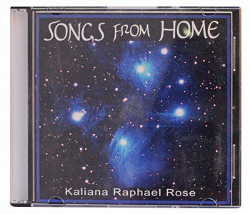 Songs from Home - CD
