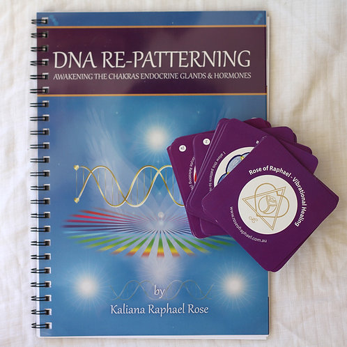 DNA Repatterning - Book & Cards