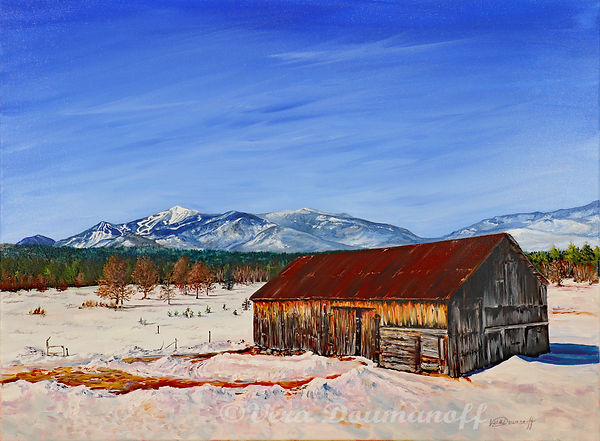 FA DV Rustic Barn View of Whiteface.jpg