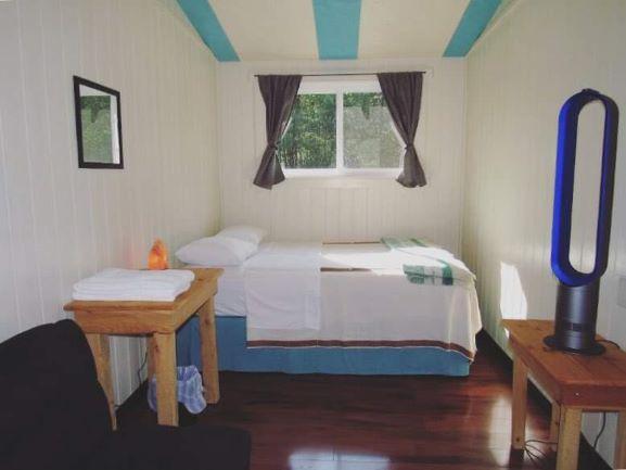 blue cabana