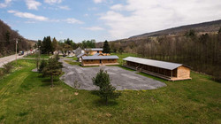 Birdseye view lodging