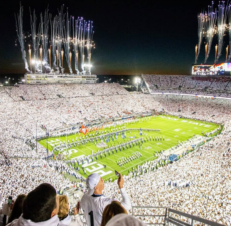 PSU WhiteOut