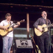 Dad and Bromberg, Stage, Light.jpg