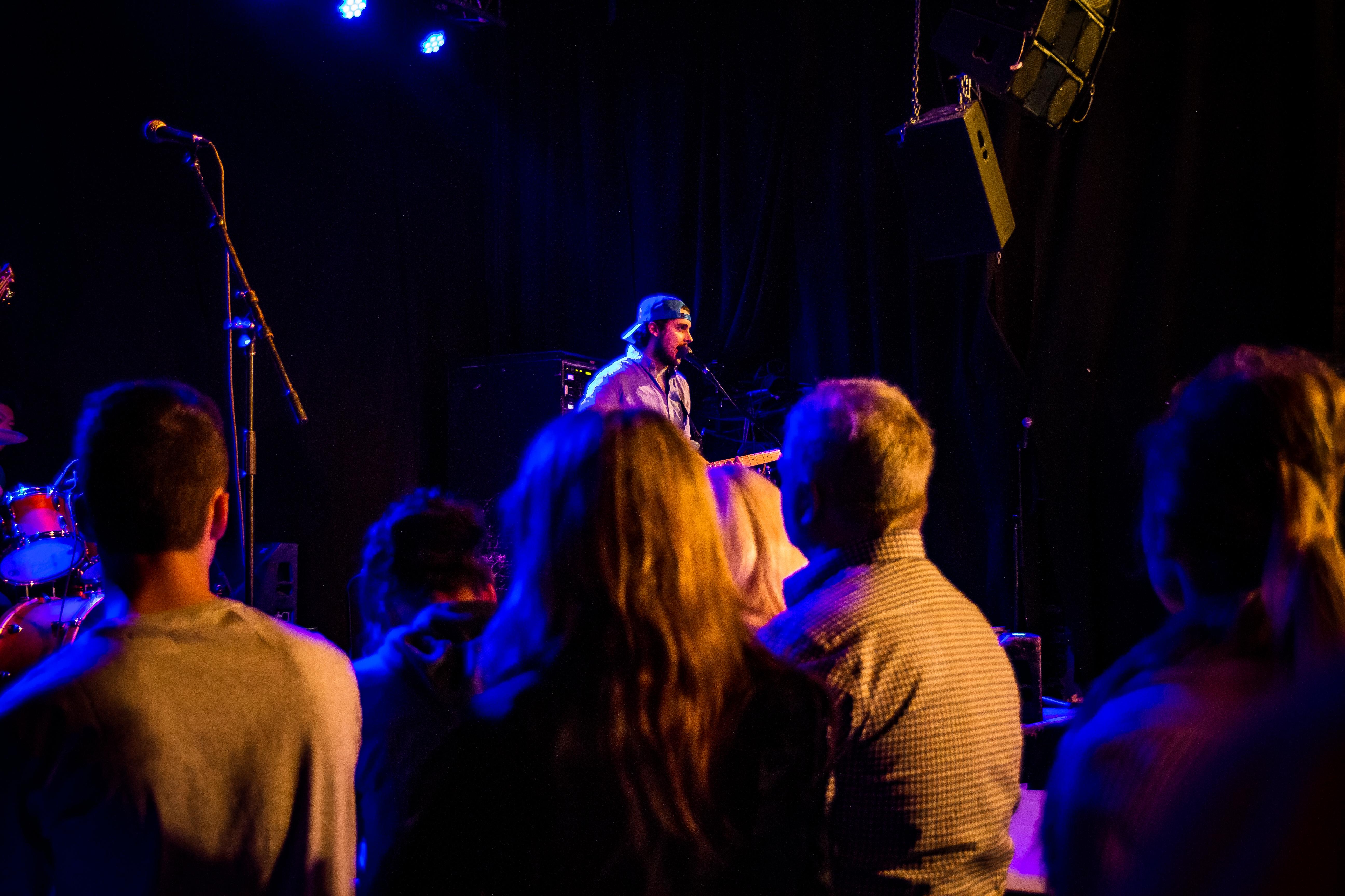 KAIS at RAW Artists Seattle, Studio Seven