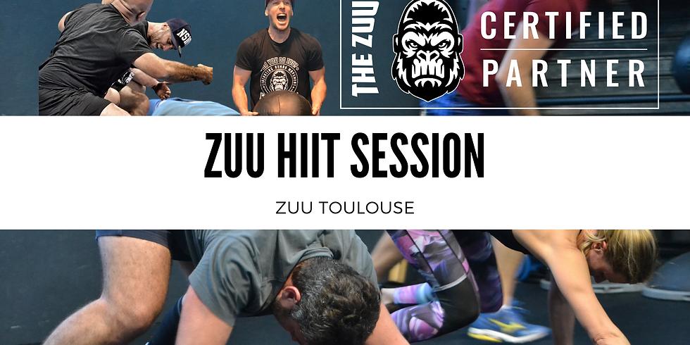 ZUU HIIT SESSION 15 Fevrier 2020