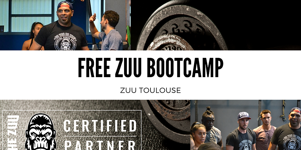 FREE ZUU BOOTCAMP TOULOUSE #2