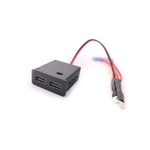 E36 DUAL USB PORT