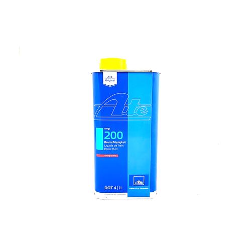 ATE TYP 200 DOT 4 BRAKE FLUID (SUPER BLUE)
