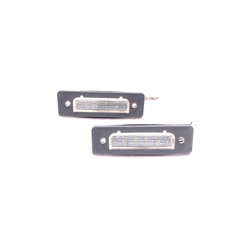 E30 LED LICENSE PLATE LIGHTS