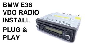 VDO RADIO OVERVIEW & INSTALL