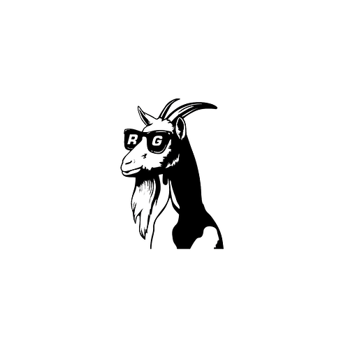 THE DAILY GOAT STICKER