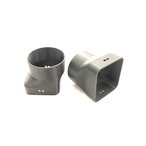 E30 BRAKE DUCT INLET ADAPTERS