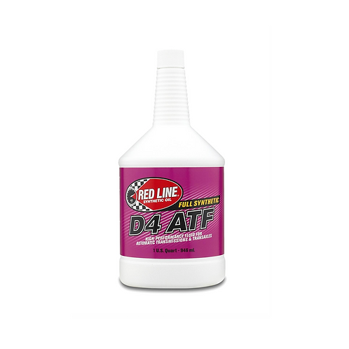 REDLINE D4 ATF TRANSMISSION FLUID