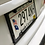 Thumbnail: CARBON FIBER LICENSE PLATE FRAME