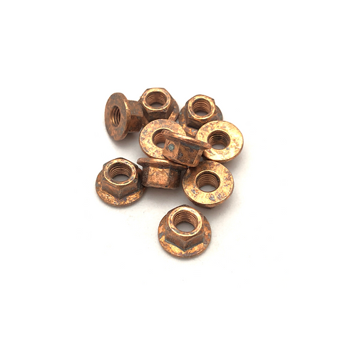 EXHAUST STUD NUTS (INDIVIDUAL)