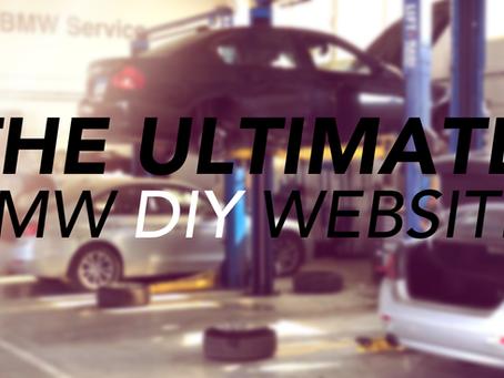 THE ULTIMATE BMW DIY WEBSITE